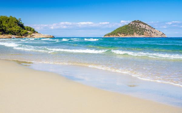 Hotel Grand Beach Auf Thassos Griechenland Reiserodeo