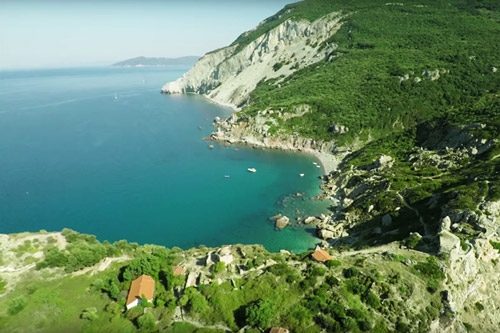 Video: Skiathos Video - Eyes wide open