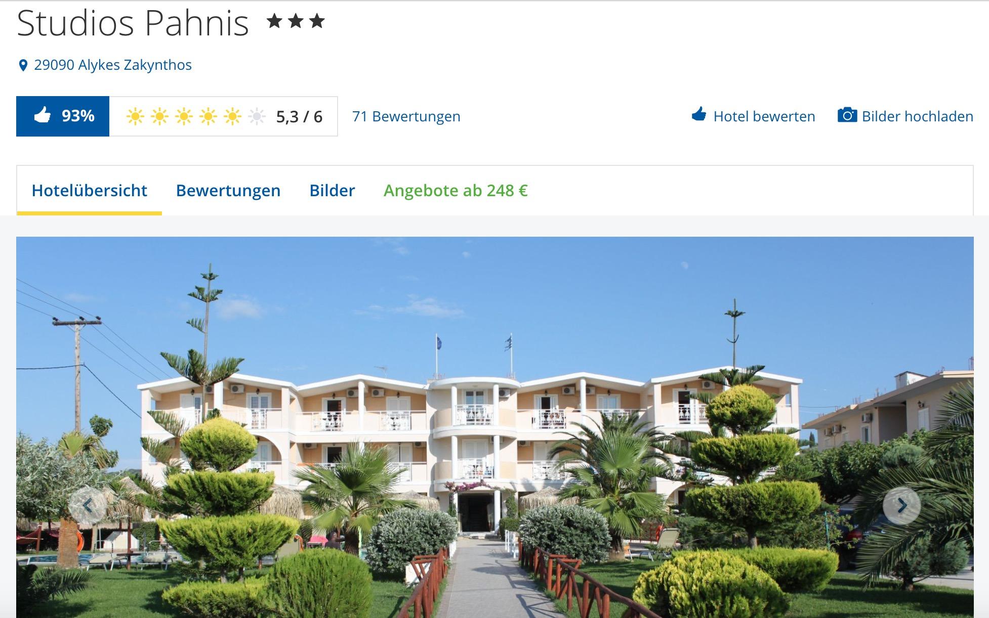 Flug Mit Hotel Im Mai  Buchen